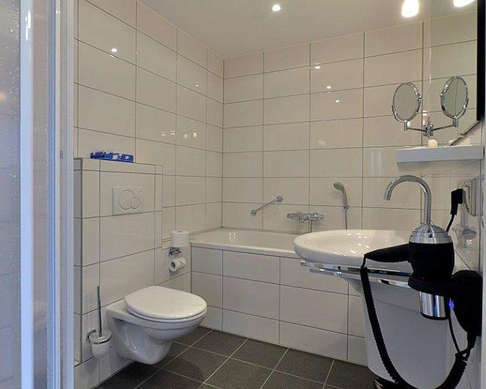 Overzicht - Kamer met bad ...